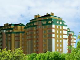 В Ленобласти построят большой квартирной комплекс