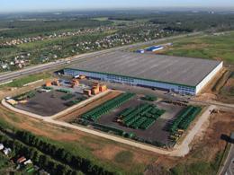 В Московской области возведут пакгаузный комплекс за 200 млн долларов США