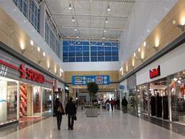 С середины года в городе Москва основали двадцать супермаркетов
