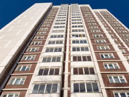 Стоимость второстепенных квартир в городе Москва повысилась на 12,6 %