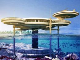 Поляки возведут в Варяжском море образец подводного гостиницы