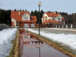 На пригородный рынок Московской области пришли финансовые сделки