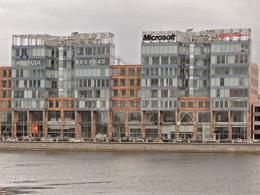 В Санкт-Петербурге понизился размер ввода офисных площадей