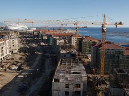 Сочинские строители грозили возникновением 5400 преданных дольщиков