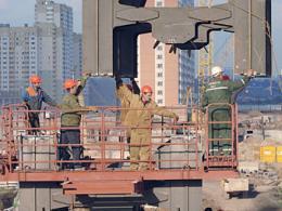 Установлены самые крупные в 2012 году строители жилища в РФ