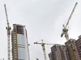 В Санкт-Петербурге быстро повысились масштабы жилищного строительства