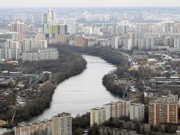 Вне центра Города Москва быстро повысилось предложение апартаментов
