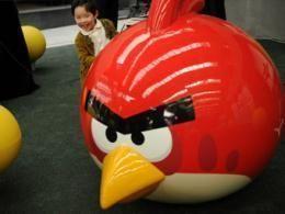 В отечественных городах будут парки развлечений Angry Birds