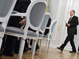 Путин доверил сделать президентский совет по квартирной политике