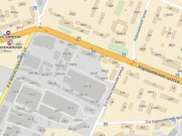 На Хорошевском шоссе возведут супермаркет за 360 млн долларов США