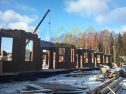Сбербанк профинансирует сооружение таунхусов в Московской области