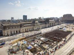 Самый крупный в Челябинской области супермаркет раскроется в 2015 году