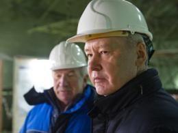 Собянин обещал повысить число строек в городе Москва