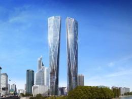 """""""Отечественные"""" небоскребы во Франкфурте профинансирует Сбербанк"""