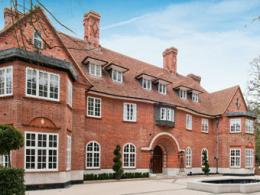 Самый дорогой английский дом подорожал на 35 млн фунтов