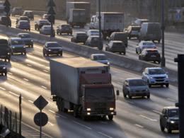 Закрытие МКАД для грузовых автомобилей привело к росту цен аренды складов