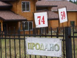 В столичном районе быстро повысился спрос на дачное жилище