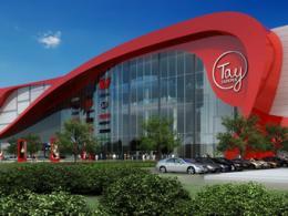 В Саратове начали создавать самый крупный в городке супермаркет
