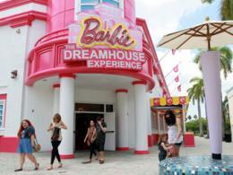 Во Флориде основали полноразмерную копию дома куколки Барби