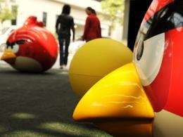 В Калининградской области возведут парк развлечений Angry Birds