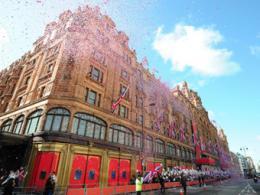 Английский магазин Harrods переоборудовали за 320 млн долларов США