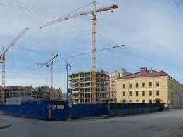 Производитель танков создаст престижное жилище в Санкт-Петербурге