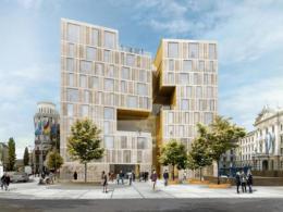 В Мюнхене будет отель-тетрис