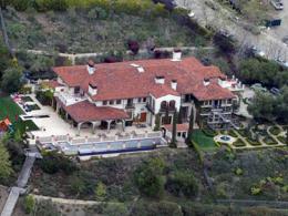 Модель Хайди Клум просила 25миллионов долларов США задом Лос-Анжелесе