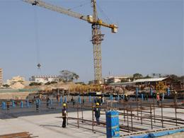 Свежую коллекцию плавающих зданий продемонстрировали вДубае