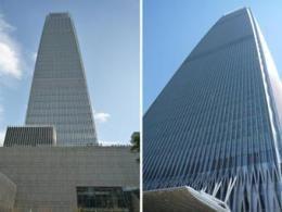 Раскрылось высочайшее сооружение Пекина