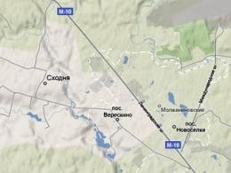На юге Столицы будет горнолыжный парк