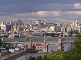 Город Москва заняла 2-ое место по привлекательности вложений в недвижимость