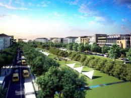 Отечественная организация вложится в сооружение города в Африке