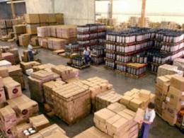 Размер возведения складов в Киеве свалится до беспрецедентно малого уровня