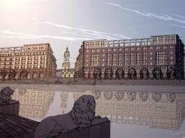 """Санкт-Петербург принял проект фасадов на """"Бульварной Европы"""""""