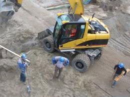 В Строгино случилось падение систем строящегося тренировочного комплекса МИЭМ