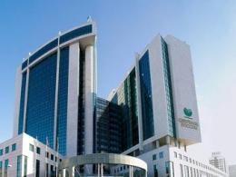 Сбербанк профинансирует сооружение большого бизнес-центра