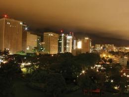 Чавесу продемонстрировали столичный план стройки Каракаса