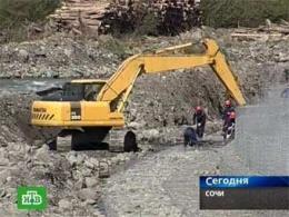 Олимпийские строители оплатили 60 млн руб за урон природе