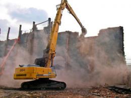 В Киеве разрушат весь самострой
