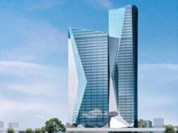 В Киеве возведут офисно-гостиничный комплекс за полмиллиарда долларов США