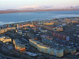 На Чукотке в течение года основали 300 кв. метров жилища