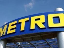 В РФ раскрылся свежий супермаркет METRO