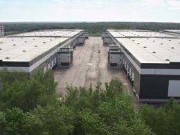 В Подмосковье стало меньше пустопорожних складов