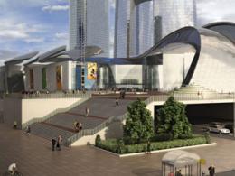 За квартал в городе Москва основали 117 миллионов кв. метров коммерческих площадей