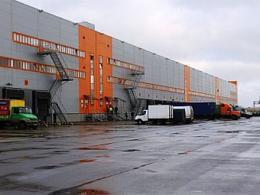 Размер поглощения складов в столичном районе повысился в 2,5 раза