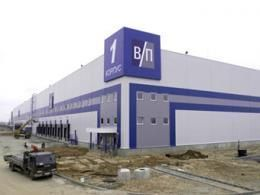 X5 Retail Group взяла в аренду большой склад