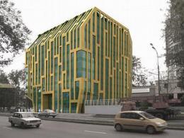 На северо-востоке Города Москва возведут большой бизнес-центр