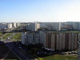 Московские власти избрали самый оборудованный регион
