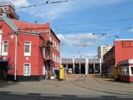 Стройку самого старого трамвайного здание Города Москва аннулировали